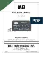 MFJ 1204 Manual
