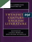 The Cambridge History of Twentieth Century English Literature.pdf