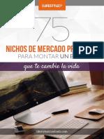 75 Nichos Mercado Blog2