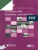 CELS - Colapso Del Sistema Carcelario