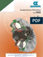 Acople Hidraulico Tipo HSD
