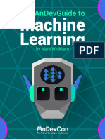 AnDevGuide-MachineLearning