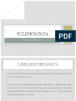 Eclesiologia (Aula 2)