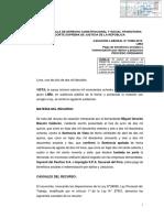 Casación Laboral Nº 14980-2015, Lima