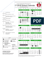 aisd calendar 2017-2018