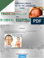 Imaging in the Jaundiced Child