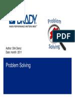 Microsoft PowerPoint - Lean Problem Solving Zele 1107
