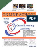 Crane iLearning Information Packet