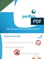 Presentacion de Riesgos Disergonomicos 2015