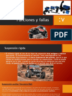 Tipos de Suspension y Funciones