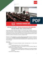 GUIA DEL POSTULANTE UPC PSC HARVARD NMUN 2018 (UPC)