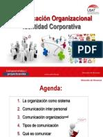 Clase 14 - Comunicación Organizacional - Identidad Corporativa
