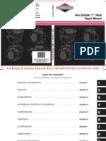 B&S 16hp Repair Manual