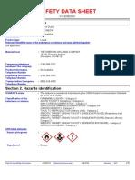 Sherwin Williams SDS Sheet / Xylene