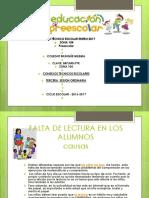 Cte. Presentacion Entre Escuela