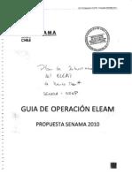 Guía OPeración ELEAM SENAMA versión 1