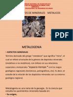 10-11 Clase yacimientos - clasificacion y metalogenia.pptx.pptx