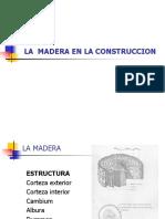 Madera en l Construccion