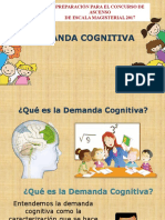Demanda Cognitiva