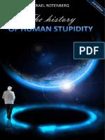 The History of Human Stupidity