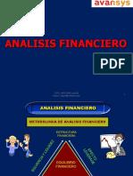 Análisis Financiero Porcentual