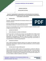 MEMORIA DESCRIPTIVA INSTALACIONES ELECTRICAS.REV01.docx