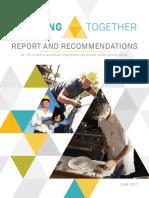 WCB Review Final Report