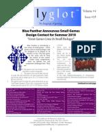 Polyglot Volume 4 Issue 19