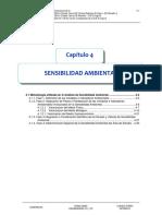 Cap 4 SENSIBILIDAD AMBIENTAL Corpoelec China Camc Planta Vigia-moralito-Vigia II 03-11-2011-V1