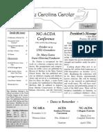 Carolina Caroler 2001 - Fall.pdf