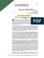 DOC 621. Grandes Contribuyentes Bogotá Efectos