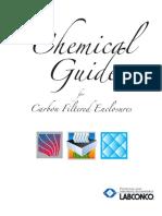 Labconco Labconco Chemical Guide