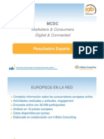 Habitos de Uso Internet España Marzo 2010