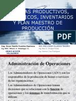 Sistemas de Producción y Plan Maestro