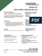 F.T. Diesel Longlife MD 1548
