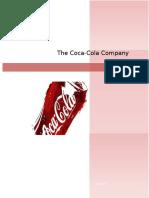Marketing Mix of Coca Cola CCBPL