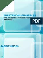 Anestesia Parenteral