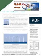 Acumuladores de Energías Eolica