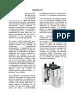 Informe - Industria 4.0