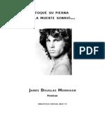 Morrison, Toque Su Pierna y La Muerte Sonrio