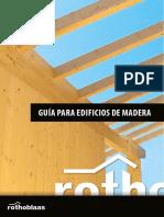 Guía para Edificios de Madera