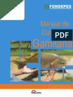 Manual Gamitana
