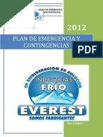 Plan de Emergencia s.o