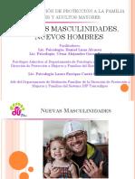Nuevas Masculinidades Presentación_ Sesiones