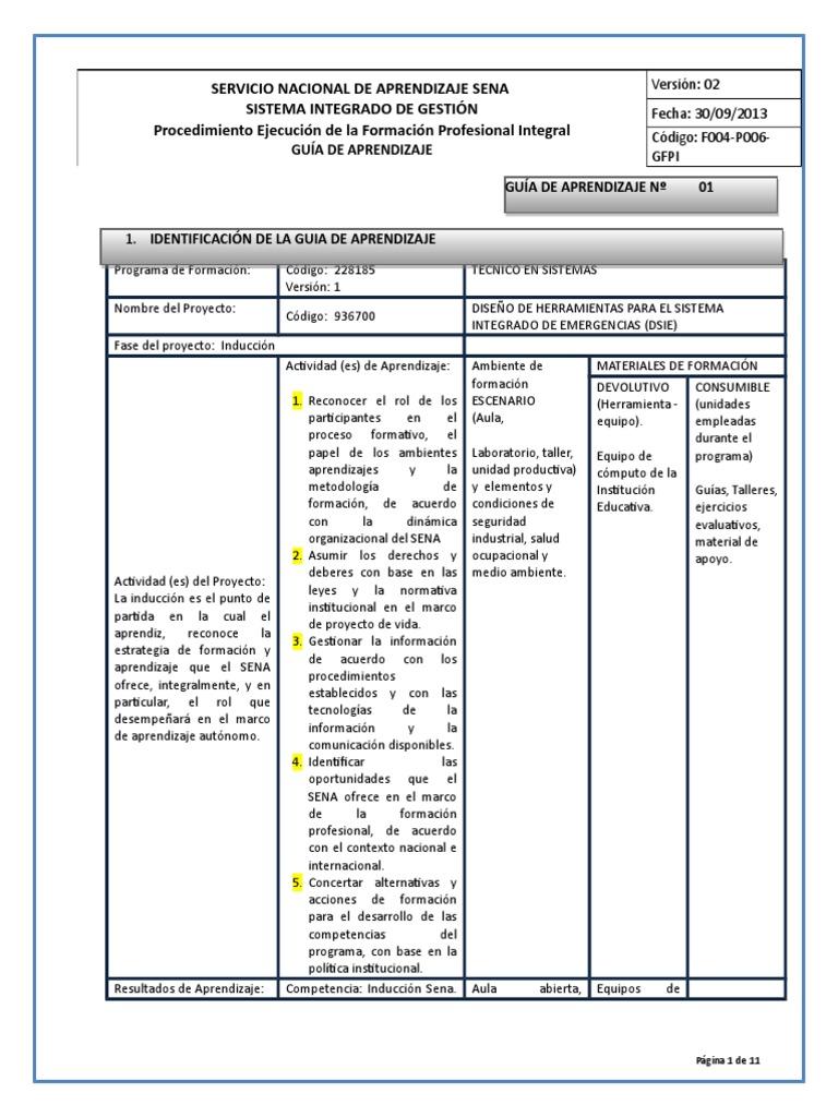 1-. INDUCCION SENA-F004-P006-GFPI Guia de Aprendizaje Inducción-Sena ...