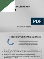 diapositivas hiperbilirrubinemia