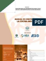 Manual de Construcción de La Cocina Mejorada