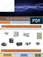 Protection System Basics Quiz