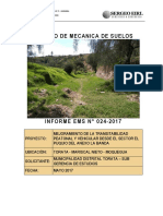 1.0.0 EMS Transitabilidad Vehicular Sector El Puquio - La Banda