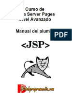 Curso de Java Server Pages – Nivel Avanzado